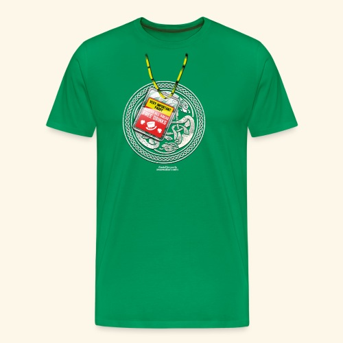 St. Patrick's Day T Shirt Very Important Paddy - Männer Premium T-Shirt