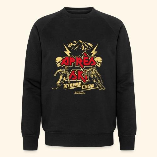 Apres Ski T Shirt Apres Ski Xtreme Crew - Männer Bio-Sweatshirt von Stanley & Stella
