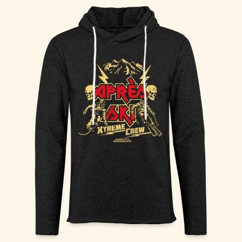 Apres Ski T Shirt Apres Ski Xtreme Crew - Leichtes Kapuzensweatshirt Unisex