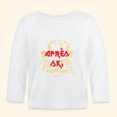 Apres Ski T Shirt Apres Ski Xtreme Crew - Baby Langarmshirt