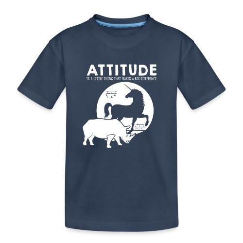 T-shirt bio Premium Ado