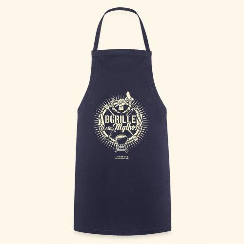 Grill T Shirt Abgrillen ist ein Mythos | Ganzjahresgriller - Kochschürze