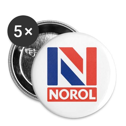 Norol - Liten pin 25 mm (5-er pakke)