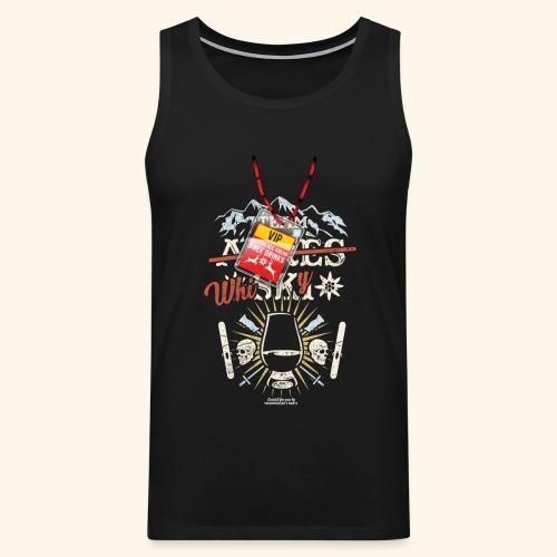 Apres Ski T Shirt  Team Whisky - Männer Premium Tank Top