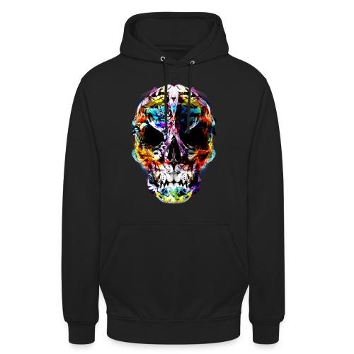 El dia de los Muertos by MizAl TC - Sweat-shirt à capuche unisexe