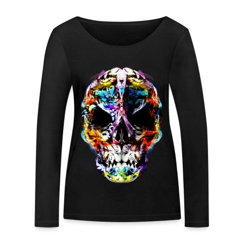 El dia de los Muertos by MizAl TC - T-shirt manches longues bio Stanley & Stella Femme