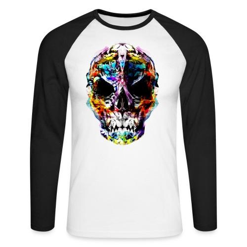 El dia de los Muertos by MizAl TC - T-shirt baseball manches longues Homme