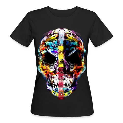 El dia de los Muertos by MizAl TC - T-shirt bio Femme