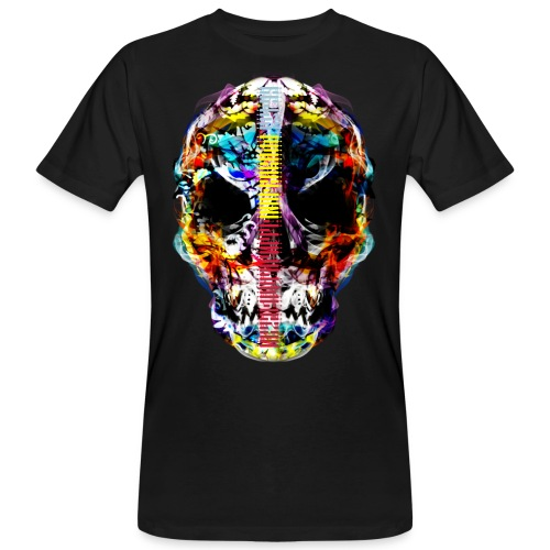 El dia de los Muertos by MizAl TC - T-shirt bio Homme