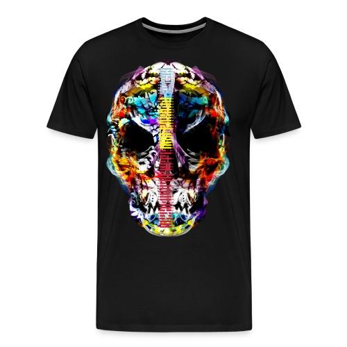 El dia de los Muertos by MizAl TC - T-shirt Premium Homme