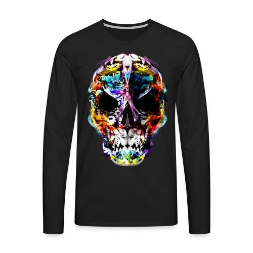 El dia de los Muertos by MizAl TC - T-shirt manches longues Premium Homme