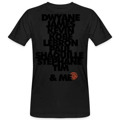 My 2k team and Me - T-shirt bio Homme