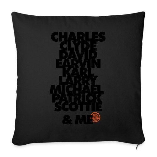 My 90s team and Me - Housse de coussin décorative 45 x 45 cm