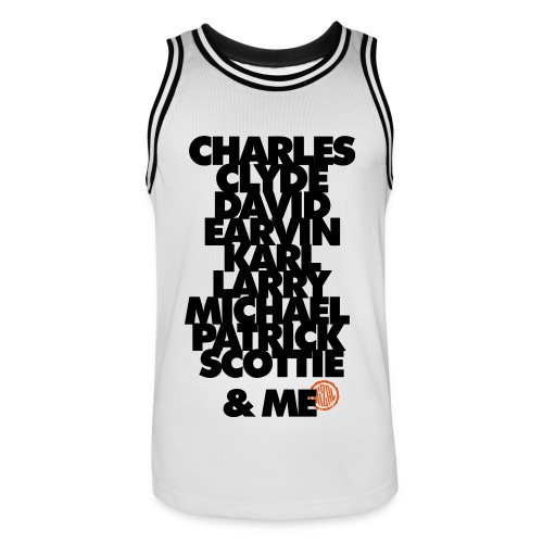 My 90s team and Me - Maillot de basket Homme