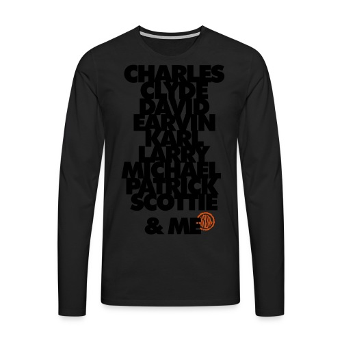 My 90s team and Me - T-shirt manches longues Premium Homme