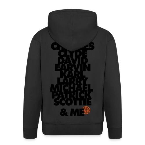 My 90s team and Me - Veste à capuche Premium Homme