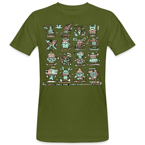 Gute Idee - Männer Bio-T-Shirt