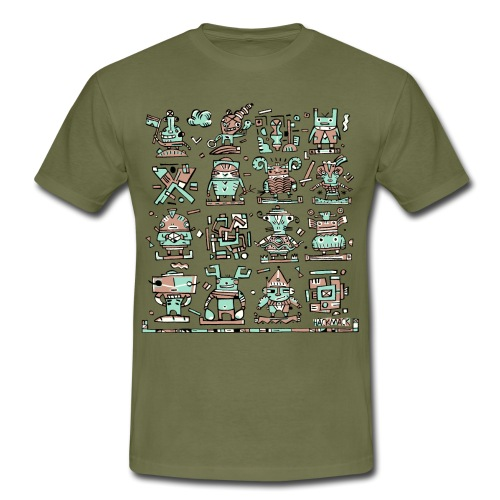 Gute Idee - Männer T-Shirt