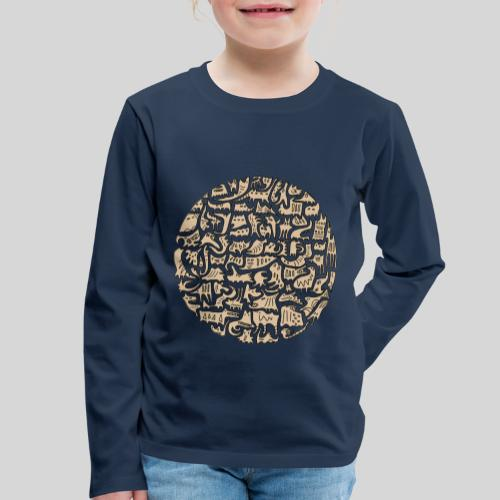 Little Creatures - Kinder Premium Langarmshirt