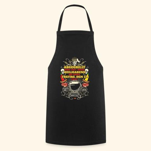 Grill T Shirt Spruch für Griller - Kochschürze