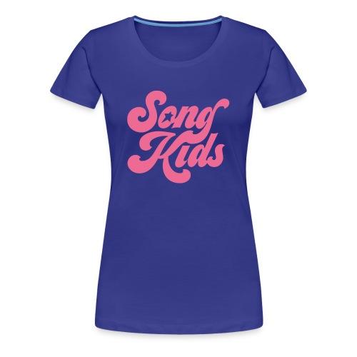 Songkids – tanktopp - Premium-T-shirt dam