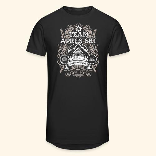 Saalbach-Hinterglemm T Shirts| Apres Ski | Party - Männer Urban Longshirt