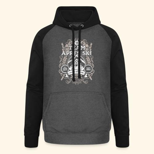 Saalbach-Hinterglemm T Shirts| Apres Ski | Party - Unisex Baseball Hoodie