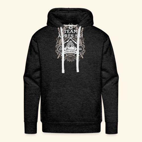 Saalbach-Hinterglemm T Shirts| Apres Ski | Party - Männer Premium Hoodie