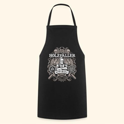 Holzfäller T Shirt - Kochschürze
