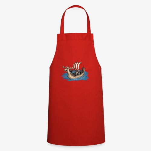 Viking Moose - Cooking Apron