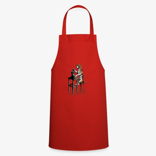 Beagle Science - Cooking Apron