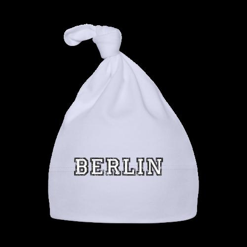 Berlin Vintage (Schwarz/Weiß) - Baby Mütze