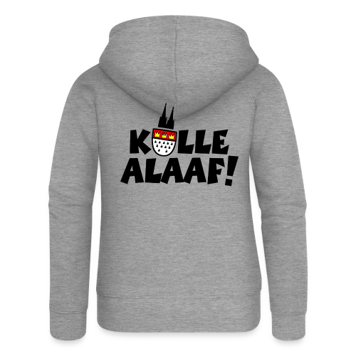 Kölle Alaaf Kölner Wappen Karneval in Köln  - Frauen Premium Kapuzenjacke