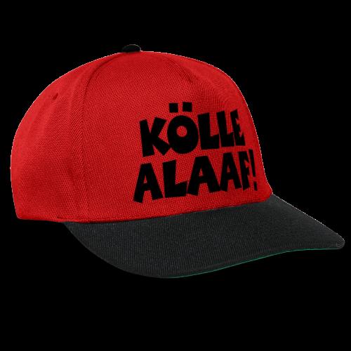 Kölle Alaaf (Weiß) Köln Kölner Karneval - Snapback Cap