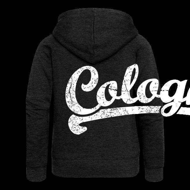Cologne (Vintage Weiß) Sportliches Köln Design