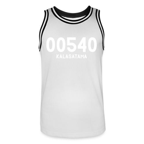 00540 KALASATAMA - Miesten koripallopaita