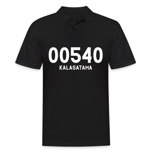 00540 KALASATAMA - Miesten pikeepaita