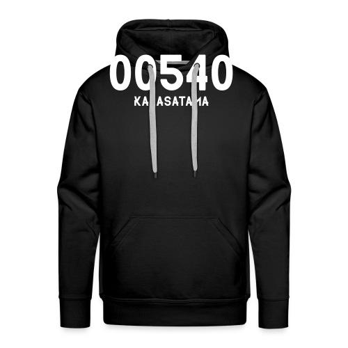 00540 KALASATAMA - Miesten premium-huppari