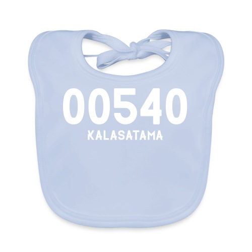 00540 KALASATAMA - Vauvan ruokalappu