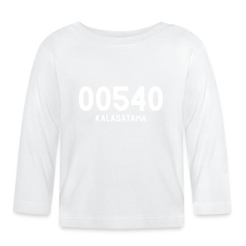 00540 KALASATAMA - Vauvan pitkähihainen paita