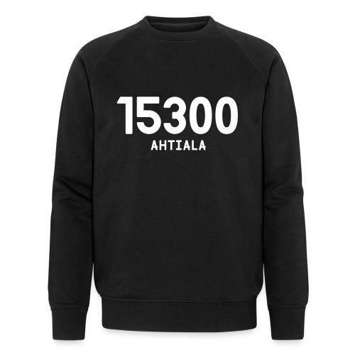 15300 AHTIALA - Stanley & Stellan miesten luomucollegepaita