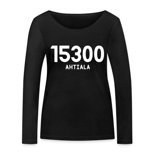 15300 AHTIALA - Stanley & Stellan naisten pitkähihainen luomupaita