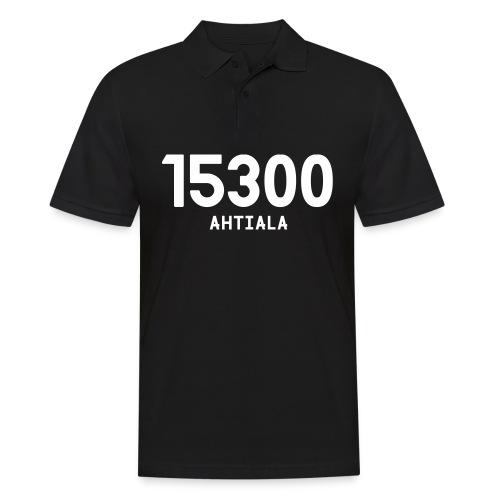 15300 AHTIALA - Miesten pikeepaita