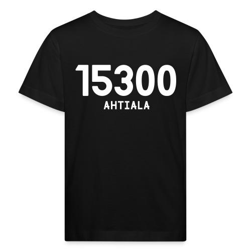 15300 AHTIALA - Lasten luonnonmukainen t-paita
