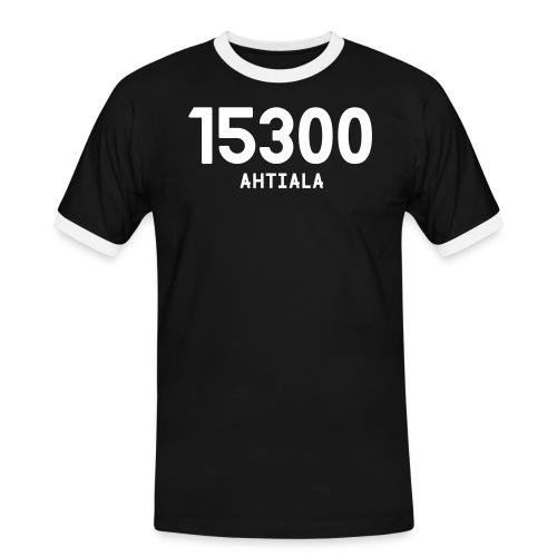 15300 AHTIALA - Miesten kontrastipaita