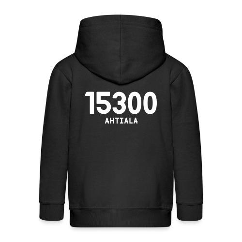 15300 AHTIALA - Lasten premium hupparitakki