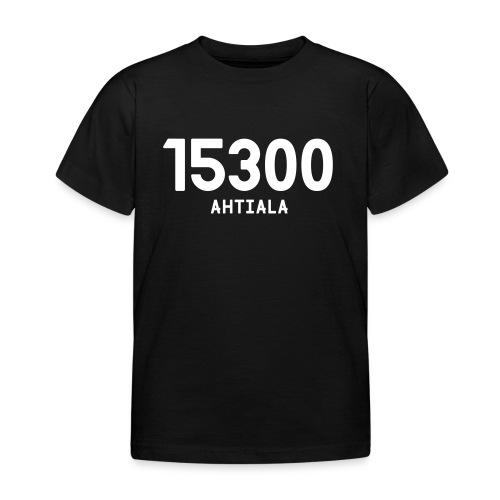 15300 AHTIALA - Lasten t-paita