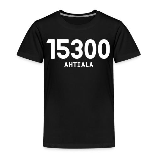 15300 AHTIALA - Lasten premium t-paita