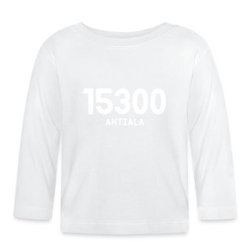 15300 AHTIALA - Vauvan pitkähihainen paita