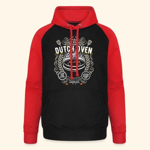 Dutch Oven T Shirt Dutch Oven Master - Unisex Baseball Hoodie